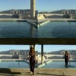 Walking, 2011, DV, colour, sound, 4:3, single channel installation, 8min 20s